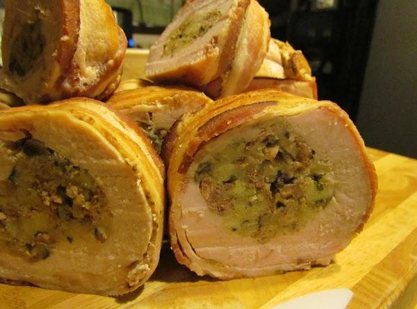 5 Star Stuffed Turkey Roll Recipe