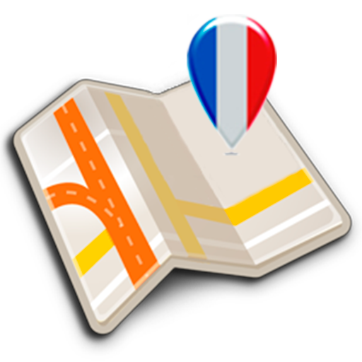 Map of Lyon offline