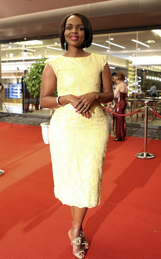 Ex-National Film and Video Foundation CEO Zama Mkosi.