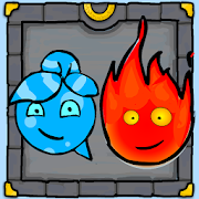 Fire boy and Water girl Maze Puzzel APK