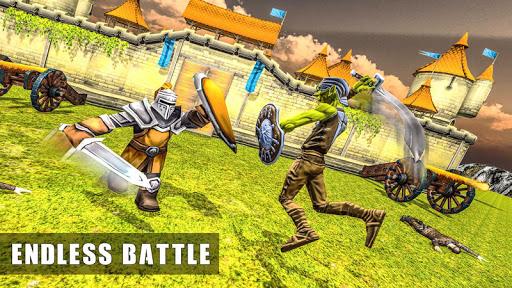 défense de mur de château: héros de combat de fort  captures d'écran 1