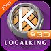 樂客導航王全3D Pro 正式版(可離線) Icon