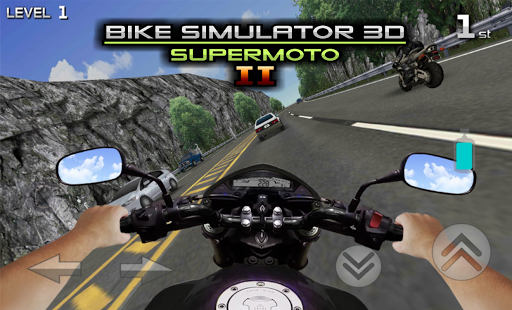 Télécharger Bike Simulator 2 Moto Race Game apk mod screenshots 3