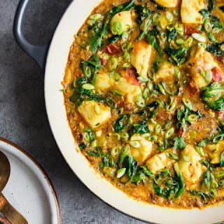 COCONUT FISH CURRY.