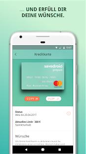 savedroid: Spar dich glücklich Screenshot
