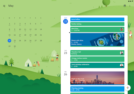 Google Calendar 6.0.8-220605953-release screenshots 6