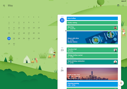 App Google Calendar APK for Windows Phone