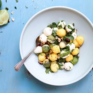 Tropical Summer Caprese Salad Recipe