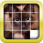 Slider Mania Animals Pro (Puzzles)