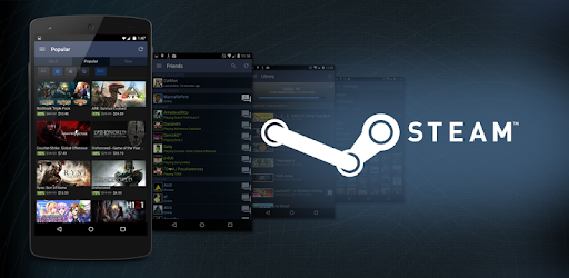 Steam - Apps on Google Play