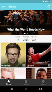 FANDOM for: Glee - náhled
