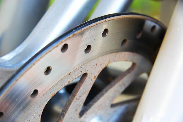 metal disk di Top class
