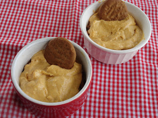 Pumpkin Gingersnap Mousse Recipe