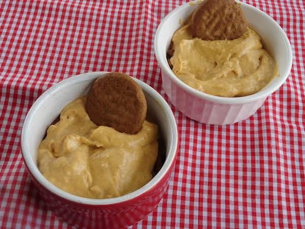 Pumpkin Gingersnap Mousse Recipe