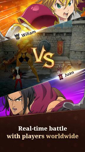 The Seven Deadly Sins Grand Cross screenshot 4