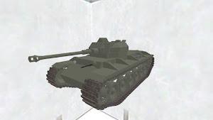 鹵獲KV-1 C