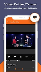 Video All in one Editor-Join, Cut, Watermark, Omit 4