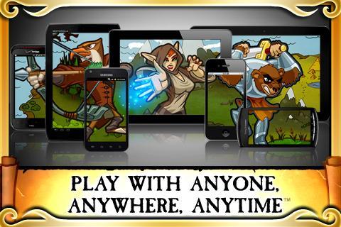 Pocket Legends apklade screenshots 2