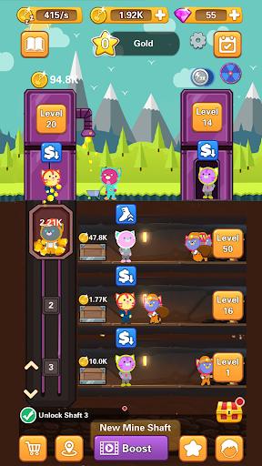 Deluxe Digger Dash apktram screenshots 1