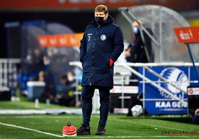 """Vanhaezebrouck analyseert een aantal van zijn spelers: """"Hij was als enige de hele match dreigend, outstanding"""" en """"Misschien te vroeg om hem al te brengen"""""""