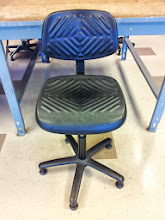 "Photo: Stool Chairs 27"" H $45"