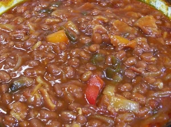 Peggi's Best Baked Beans