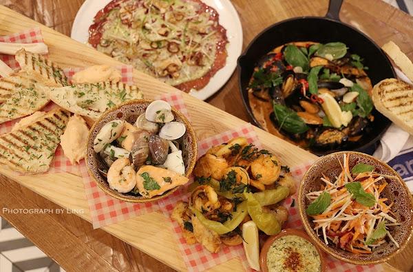 充滿傑米奧利佛巧思的義大利菜;以新鮮穩定及高品質的食材製作的比薩與義大利麵-2018年全新菜單推薦