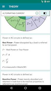 Electrical Electronic Calc PRO - náhled