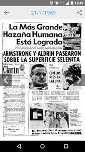 Tapas de Clarín screenshot 2