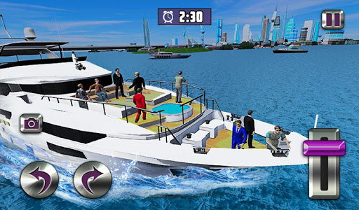Billionaire Driver Sim: Helicopter, Boat & Cars 1.0.4 screenshots 13