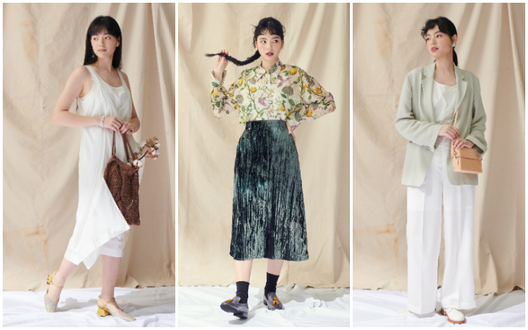 Pinkoi Fashion 理想風格交易所 企劃 穿搭