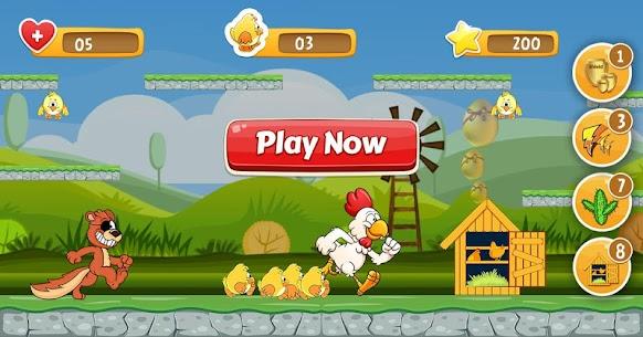 Flicky Chicky MOD Apk 1.20 (Unlimited Lives) 3