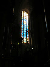 Photo: Stained glass