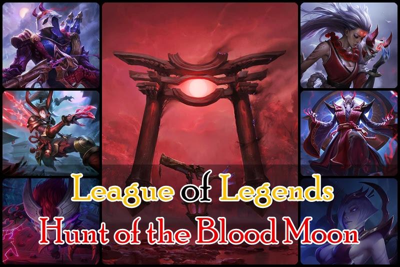 [LOL] เปิดโหมดใหม่… Hunt of the Blood Moon
