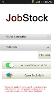 JobStock For Android- screenshot thumbnail