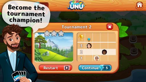 unu - crazy 8 card wars: up to 4 player games! screenshot 2