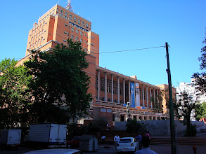 Photo: Montevideo -  lots of soviet architecture