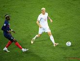 """La France """"pensait déjà avoir gagné"""" à 3-1, estime le capitaine suisse"""
