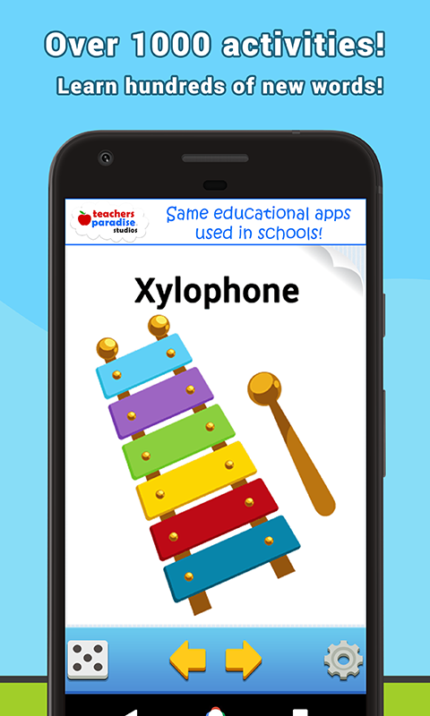 ABC Flash Cards for Kids Game- screenshot