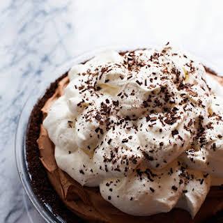 Chocolate Mudslide Pie.