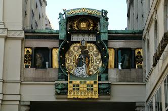 Photo: Anker Uhr am Hohen Markt