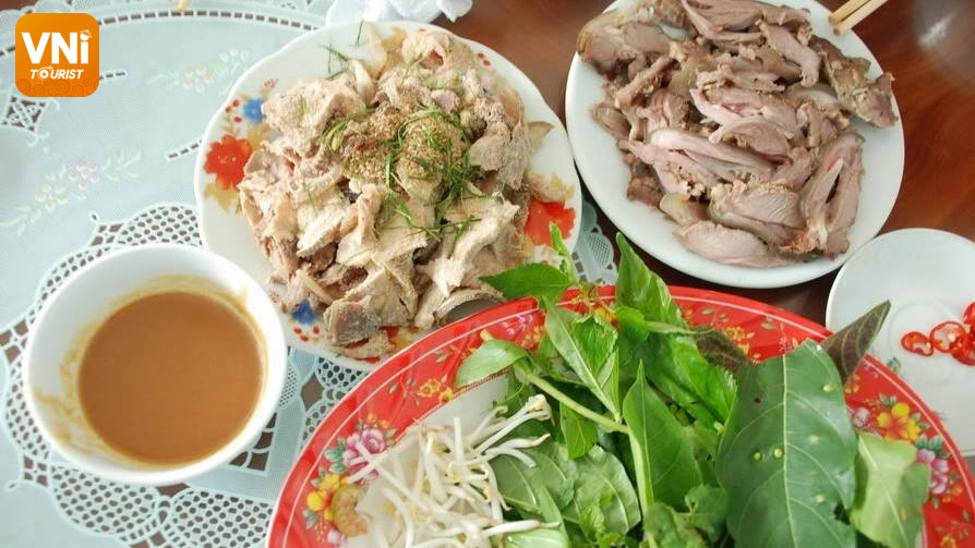 Ninh Binh goat meat