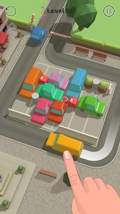 Parking Jam 3D MOD (Unlimited Money) 3