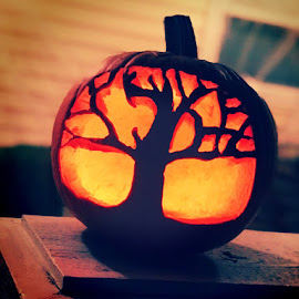 Tree of Life  by Betsy Bone Kirichenko - Public Holidays Halloween