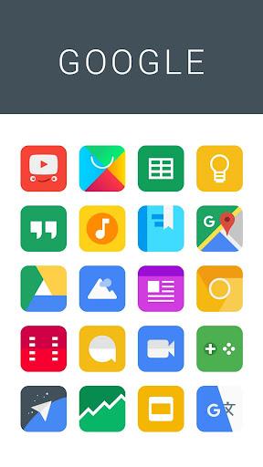 MiUX - Icon Pack  screenshots 4