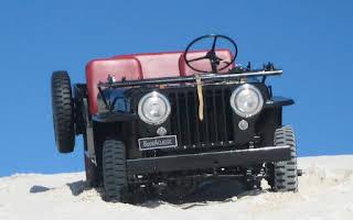Jeep Cj2a Rent Western Cape