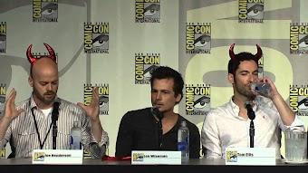 Lucifer: 2015 Comic-Con Panel