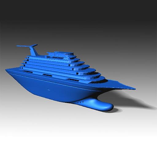 玩具クルーズ船