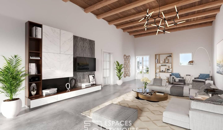 House with terrace Toussieu