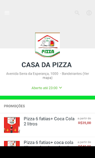 Casa da Pizza- screenshot thumbnail